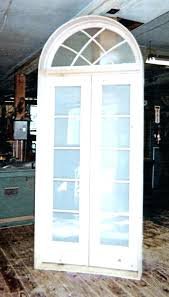 interior french doors no glass double custom built wood door with transom window frenc