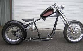 bobber rolling chassis kits springer