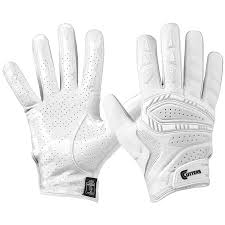 Cutters S650 The Gamer American Football Gloves American