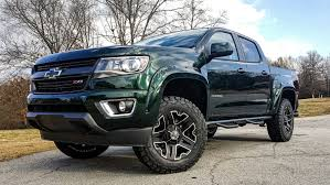 Colorado black chevy colorado : Lifted Chevy Trucks | Chevrolet Colorado Apline Edition | Rocky ...