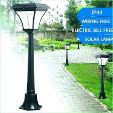 solar yard light post solar yard light solar front yard lamp post luxury yard lamp post or garden solar lamp solar yard light outdoor solar post lights