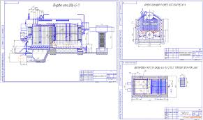 Учебные проекты котельных котельные агрегаты курсовые и  Курсовой проект Тепловой расчет котельного агрегата ДКВр 6 5 13
