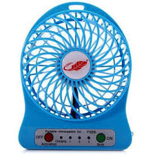 mini fan.  Mini Mini Portable Rechargeable Fan Throughout P