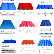 types of roofing sheet different types of metal roofing sheets