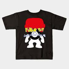Funko Pop Tees Size Chart Funko Pokemon