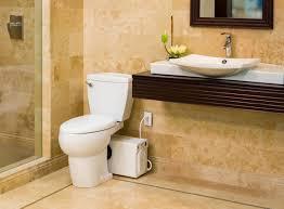 bath shower upflush toilet for your modern bathroom ideas