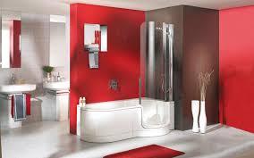 Dusch Badewanne Mit Tuer Baral Bad Heizung Renovierung