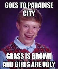 Bad Luck Brian on Pinterest | Meme, Popular Memes and Guns N Roses via Relatably.com