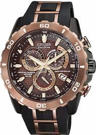 men s citizen perpetual chronograph a t atomic watch at4029 01e