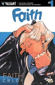 sdcc saturday it s auction time comic book faith ongoing 001 variant wimberly
