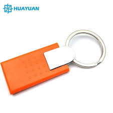 China Customized LF HF <b>RFID Access Control Metal</b> Keyfobs Tag ...