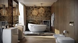 contemporary bathroom freestanding tub modern design