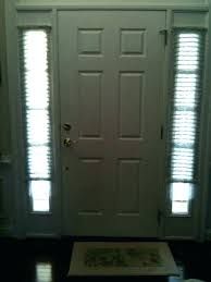 window treatments for front doors with glass window treatments for doors with half glass front doors window treatments