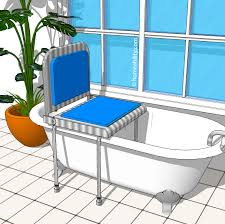 bath bench clawfoot bathtub homeability