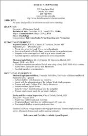 Great Resumes Examples Lifeguard Resume Objective Sample Good