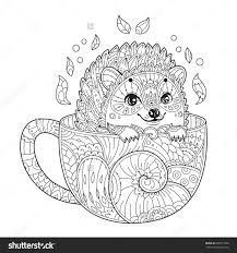 Hedgehog Coloring Pages Gallery Free Coloring Books