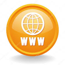World wide web button — Stock Vector © newartgraphics #58207715