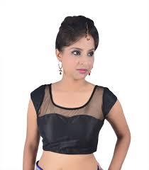 Best Designer Blouse Online Black Colour Blouse Latest Design Stitched Blouse Best