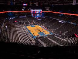 Oklahoma City Thunder Arena Seating Chart Chesapeake Energy Arena Section 303 Seat Views Seatgeek