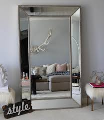 home decor floor mirrors styled by kasey