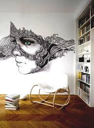 Hand Painted Wall Murals Ideas Home Design Homelk