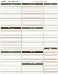block schedule maker free weekly schedule templates for excel smartsheet