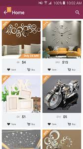 Home - Design & Decor Shopping App Ranking and Store Data | App Annie