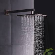 sr sun rise oil rubbed bronze shower system 10 inch brass bathroom luxury rain mixer shower combo set wall mounted rainfall shower head system contain