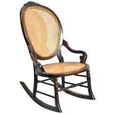 white resin outdoor rocking chair wicker