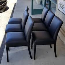 photo of ideal upholstery dry co torrance ca united states crate robert r crate and barrel dining room chairs by robert r