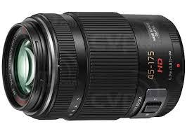 Buy - <b>Panasonic H</b>-<b>PS45175E</b> 45-175mm f/4.0-5.6 <b>Lumix G X</b> Vario ...