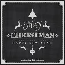 merry christmas card black and white. Unique White Black And White Merry Christmas Card Free Vector To Card And White