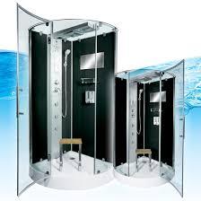 Acquavapore Dtp6037 2300 Dusche Duschtempel Komplett