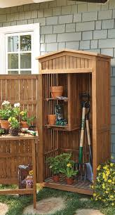 Outdoor Storage Cabinets With Doors 25 Best Ideas About Outdoor Storage On Pinterest Small Garage