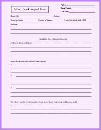 now 1st 2nd 3rd 4th 5th grade book report template of 16 best of