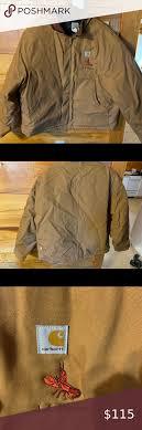 Carhartt Jacket in 2020 | Carhartt jacket, Jackets, Carhartt