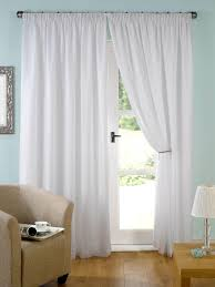 curtains extra wide curtains for patio doors evie ready made voile curtains white amazing wide
