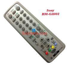 sony tv remote control. sony remote control rm ga002 wega replacement tv