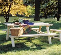 diy outdoor farmhouse table. Proven Rustic Picnic Tables Green Country Farmhouse Table And Chairs Farm Diy Outdoor