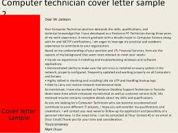 computer technician computer technician sample resume