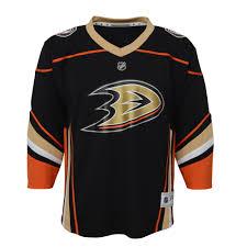 Fanatics Size Chart Youth Details About Nhl Anaheim Ducks Home Jersey Shirt Top Youth Kids Fanatics