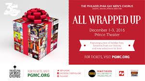 All Wrapped Up Philadelphia Gay Mens Chorus