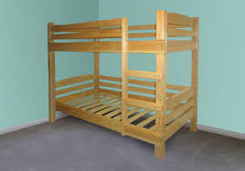 I am personally a huge fan of these bunk beds. They remind me of what you'd  find in an old Alaskan cabin.
