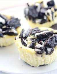 mini oreo cheesecake. Plain Oreo Mini Oreo Cheesecakes 008 Inside Mini Oreo Cheesecake O
