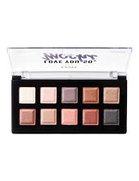 nyx professional makeup love you so mochi eyeshadow palette 02 sleek and chic 8510402