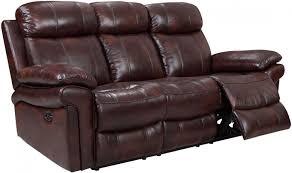 shae joplin brown leather power reclining sofa