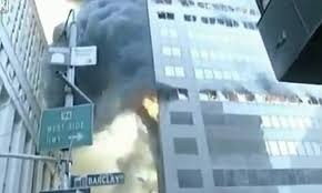 Footage that kills the conspiracy theories: Rare footage shows WTC ...
