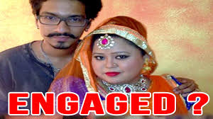 Comedian Bharti Singh engaged to Comedy ...
