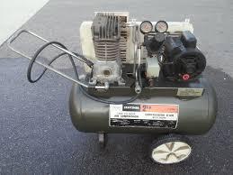 craftsman pancake air compressor. gave compressor a little cleaning. craftsman pancake air r