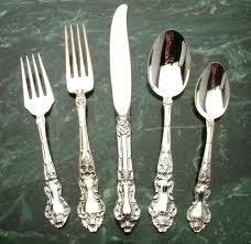 Wallace Sterling Patterns Inspiration Wallace Sterling Silver Flatware Pattern Flatware Replacements Ltd